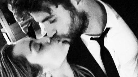 Le foto del matrimonio di Liam Hemsworth e Miley Cyrus