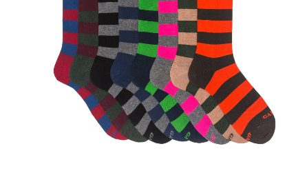 21 calzini per l'inverno