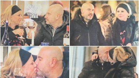 Le foto di Tina Cipollari e Vincenzo Ferrara a Firenze
