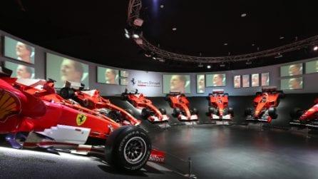 Michael 50, al Museo Ferrari apre la mostra dedicata al campione tedesco