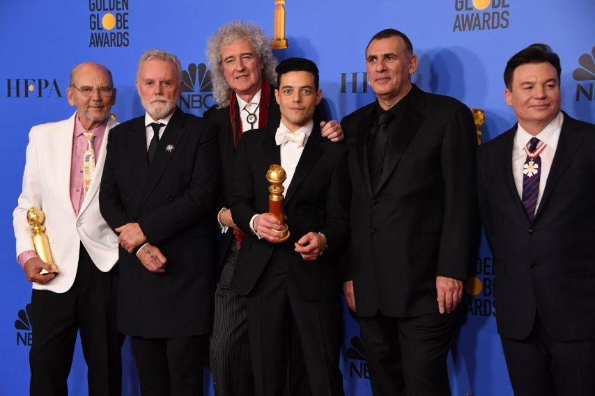 Bohemian Rhapsody miglior film drammatico