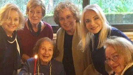 Le signorine Buonasera e i 90 anni di Nicoletta Orsomando