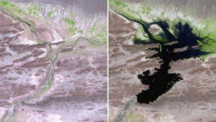 I cambiamenti sul nostro pianeta: le foto impressionanti del prima e dopo