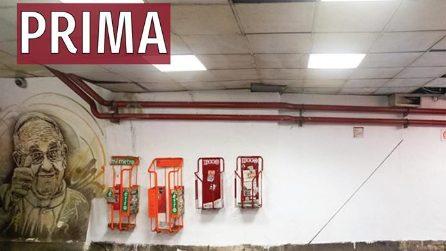 Atac, finiti i lavori a Spagna: ecco il nuovo ingresso della metro