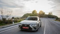 Lexus ES Hybris, la maxi berlina sbarca in Italia