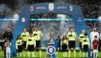 Supercoppa italiana, le immagini di Juventus-Milan