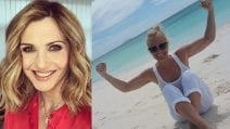 La guerra di tweet tra Heather Parisi e Lorella Cuccarini