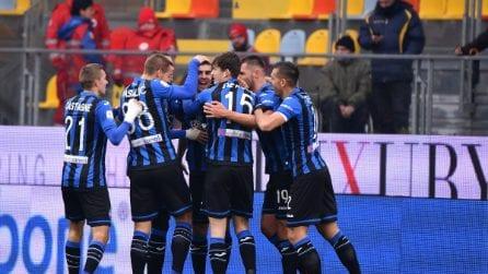 Serie A, le immagini più belle di Frosinone-Atalanta