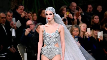 Chanel collezione Haute Couture Primavera/Estate 2019