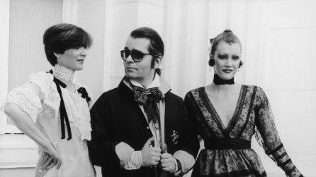 Karl Lagerfeld, l'imperatore della moda