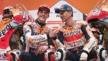 MotoGP, Marquez-Lorenzo, prima uscita per il dream team Honda