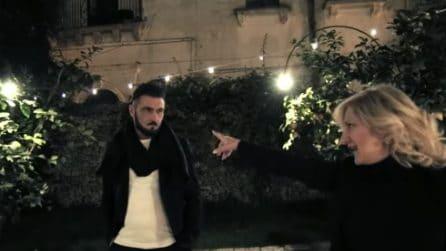 """Le foto di """"Amore Malato"""", il video con Sossio Aruta"""