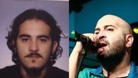 Le foto di Giuliano Sangiorgi, cantante dei Negramaro