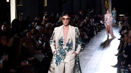 Alta Moda Primavera/Estate 2019: sfilano i pantaloni couture
