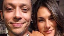 Le foto di Valentino Rossi e Francesca Sofia Novello