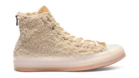 """La collezione di sneakers """"orsetto"""" Converse x Clot"""