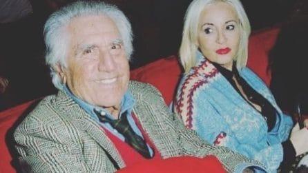 Le foto di Lando Buzzanca e la sua fidanzata Francesca Della Valle