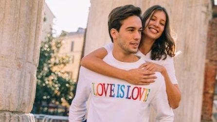 Love is love, la capsule collection di Alberta Ferretti
