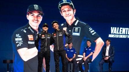 MotoGP 2019, a Jakarta la presentazione della nuova M1