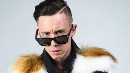 Sanremo 2019: lo stile di Shade, da rapper ma non troppo