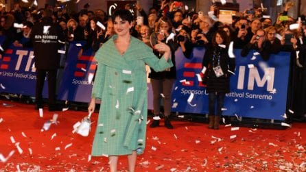 Sanremo 2019, i look dei big per il red carpet inaugurale