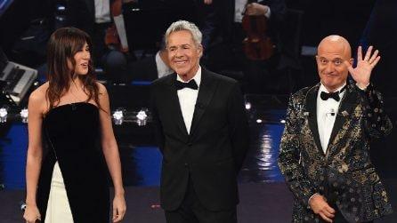 Sanremo 2019: i voti agli abiti della prima serata