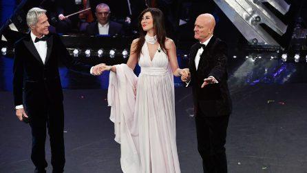 Sanremo 2019: i voti ai look della terza serata