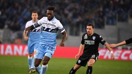 Serie A 2018/2019, le immagini di Lazio-Empoli