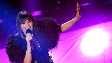 Alessandra Amoroso, il look per Sanremo 2019