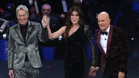 Sanremo 2019: i voti agli abiti della quarta serata