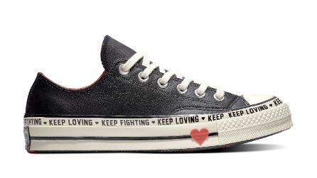La collezione di Converse per San Valentino 2019