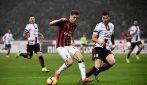 Serie A, le immagini più belle di Milan-Cagliari