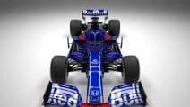 F1, la Toro Rosso STR14 di Kvyat e Albon