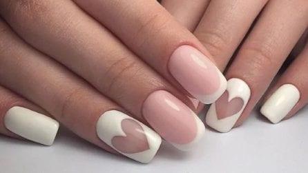 20 idee per la manicure di San Valentino