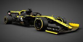 F1, le nuove Renault di Ricciardo e Hulkenberg