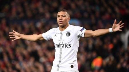 Champions League 2018/2019, ottavi di finale: le immagini di Manchester United-PSG