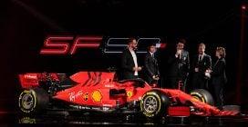 F1, ecco la nuova Ferrari di Vettel e Leclerc