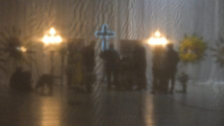 Funerale di Emiliano Sala, le foto delle esequie e della camera ardente