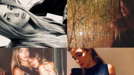 Le foto di Sara Scarperrotta, chi è la fidanzata di Nicolò Zaniolo