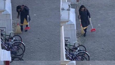 """""""Aiutatemi a trovare questa donna"""", il sindaco di Pesaro lancia l'appello"""