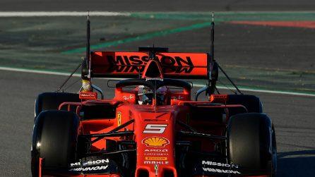 Inizia la stagione 2019 di Formula 1, ecco le vetture in pista nei test di Barcellona