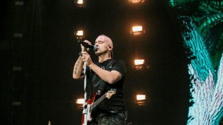 Eros Ramazzotti, le foto del Vita ce n'è World Tour 2019