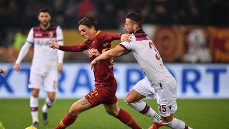 Serie A, le immagini più belle di Roma-Bologna