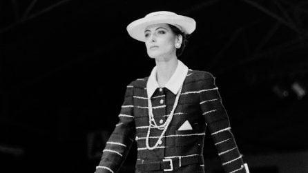 Karl Lagerfeld, gli abiti più belli realizzati per Chanel
