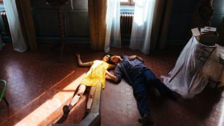 """""""Ricordi?"""", le foto di scena del film con Luca Marinelli"""