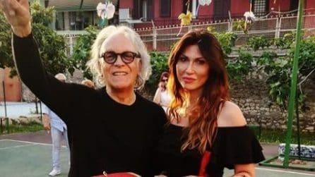 Le foto di Riccardo Fogli e Karin Trentini