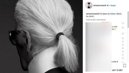 Le star che hanno dato l'ultimo addio a Karl Lagerfeld