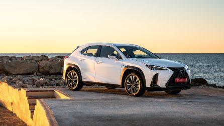 Compatto e con tanta tecnologia, ecco il nuovo crossover Lexus UX Hybrid