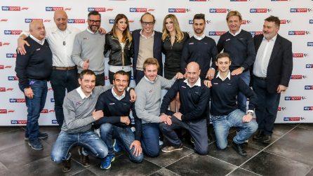 Al via la stagione Motori 2019 di Sky Sport