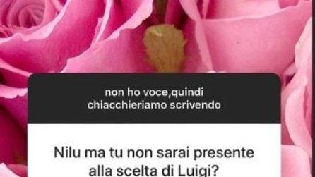 Nilufar Addati svela perché non sarà presente alla scelta di Luigi Mastroianni